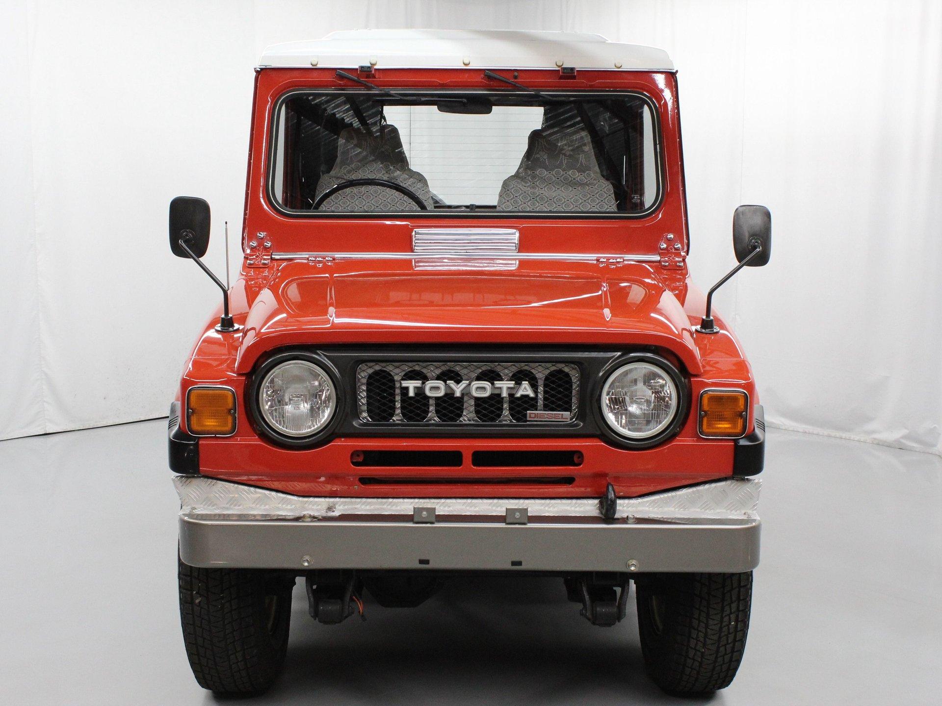 1981 Toyota Blizzard