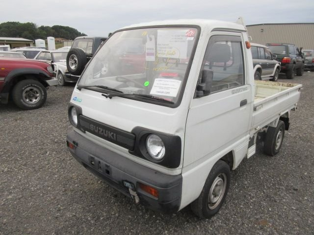 1991 suzuki carry