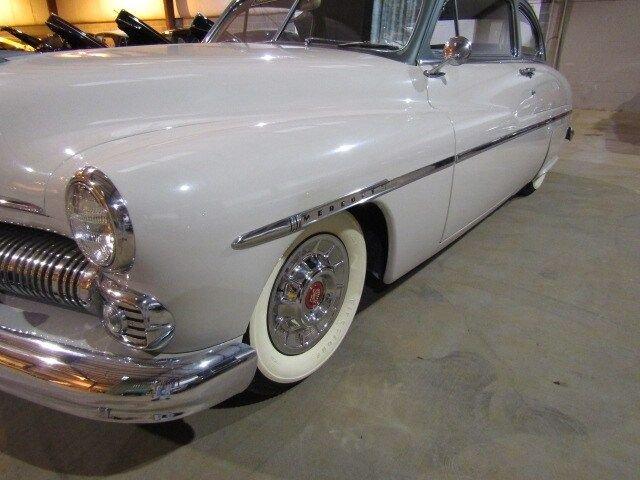 1950 Mercury Eight