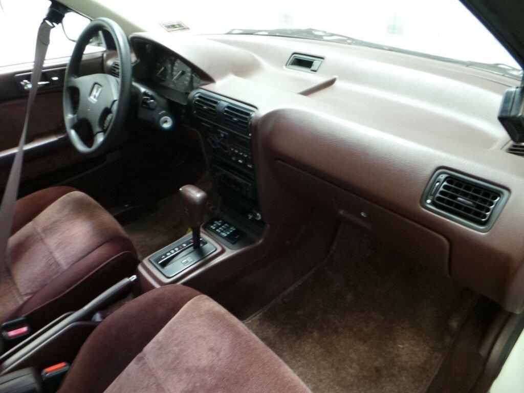 1990 Honda Accord