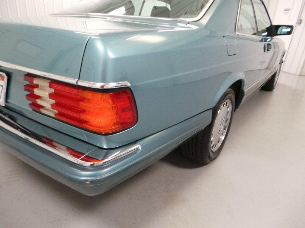 1991 Mercedes-Benz 500