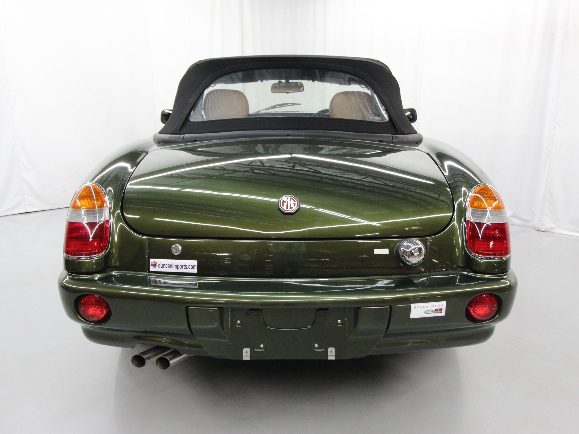 1994 Rover MG RV8