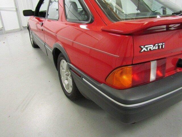 1988 Merkur XR4Ti