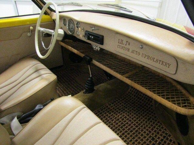 1967 Volkswagen Karmann Ghia