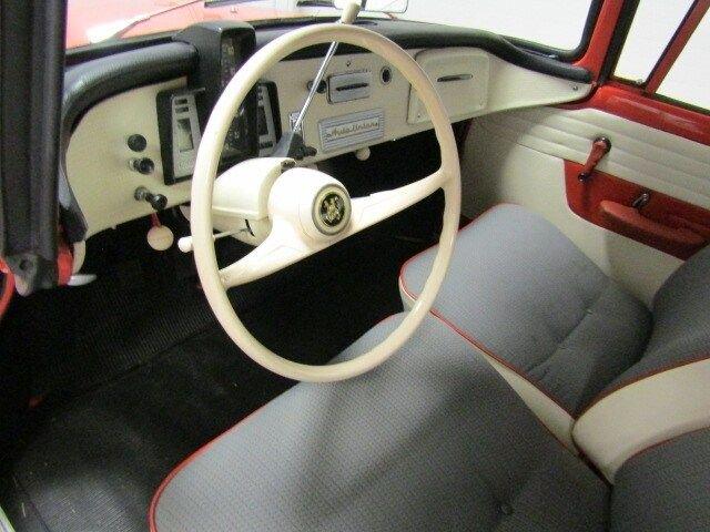 1961 Auto Union 1000