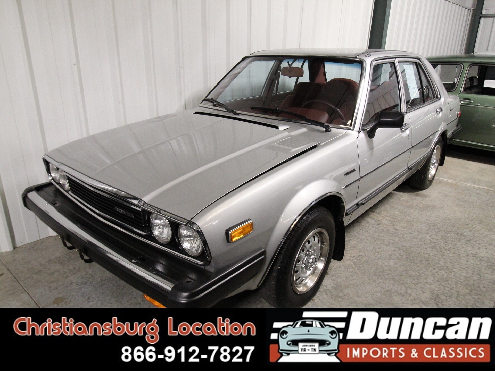 1981 Honda Accord