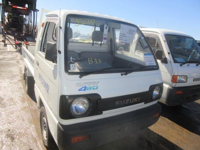1991 Suzuki Carry