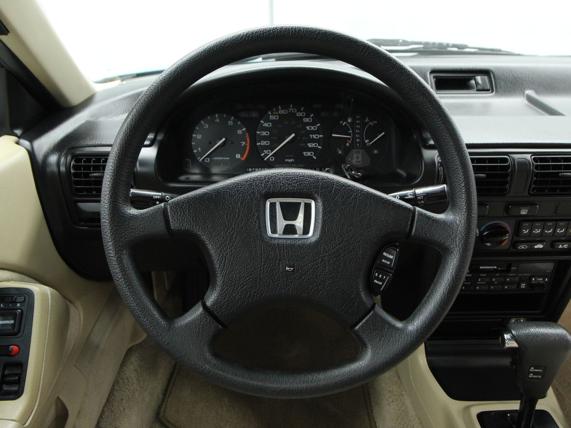 1991 Honda Accord