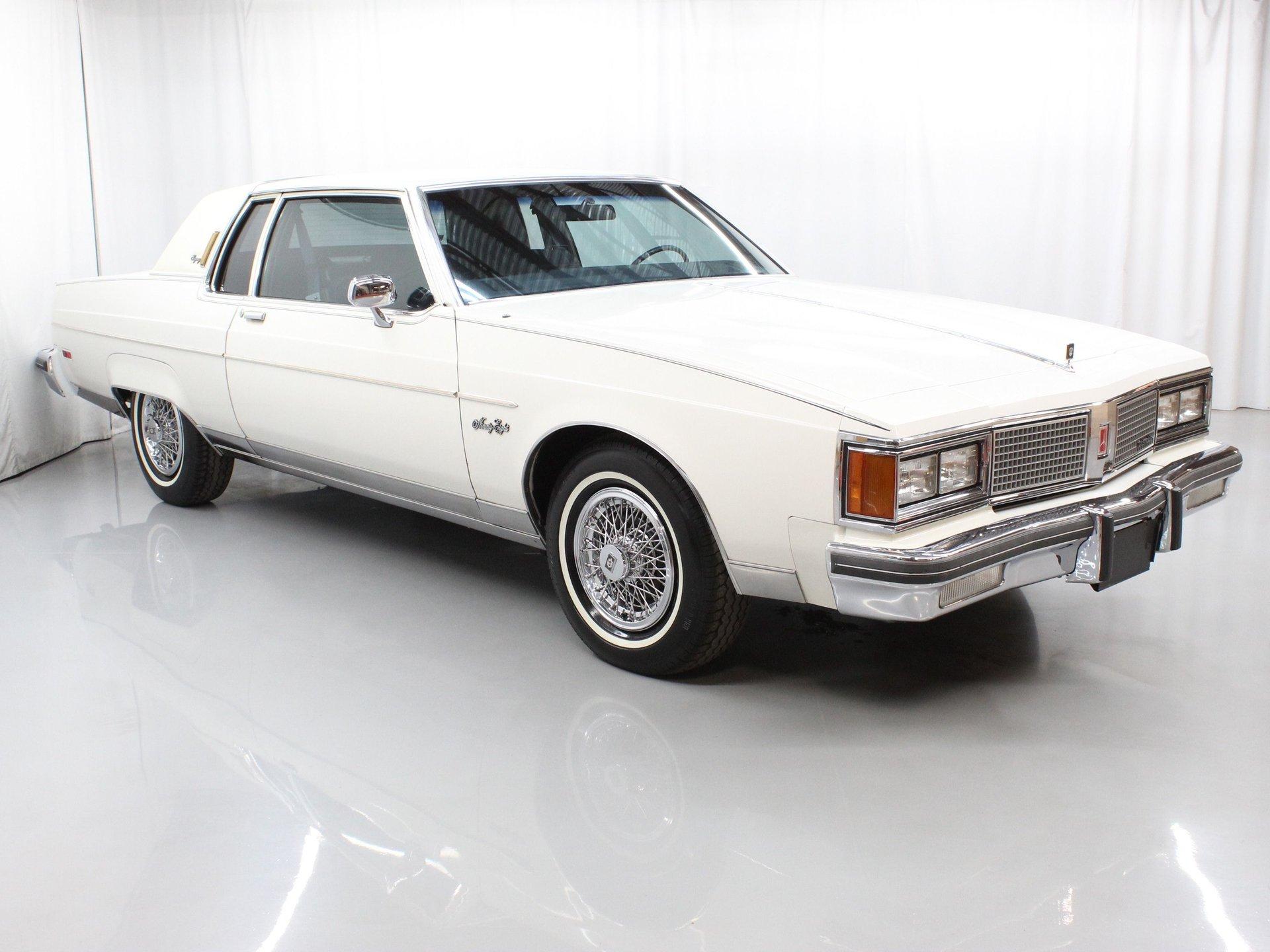 1984 oldsmobile ninety eight regency