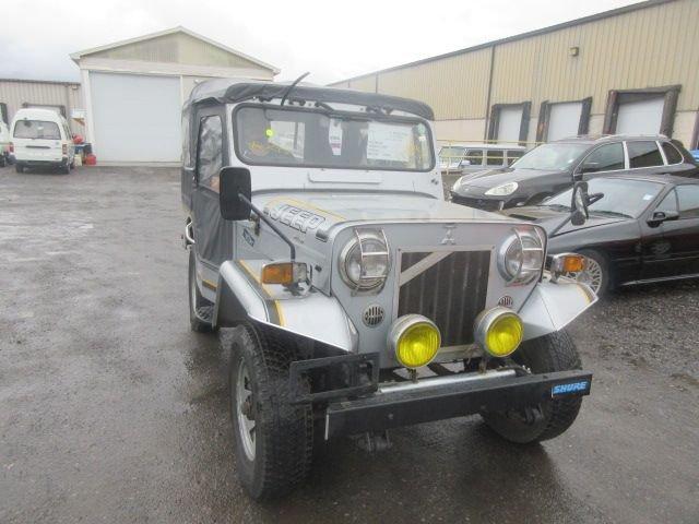 1995 mitsubishi jeep