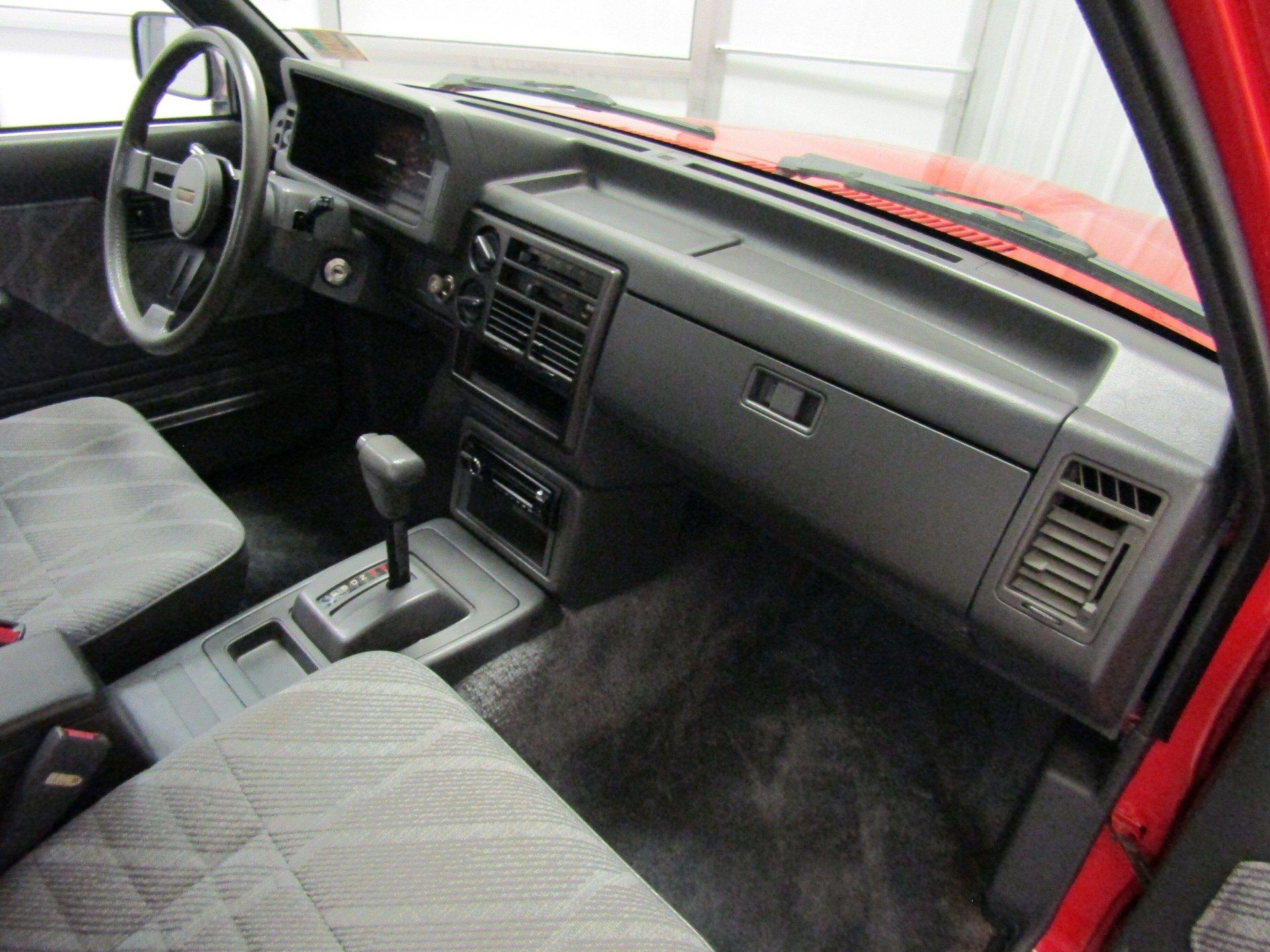 1981 Mazda B2600I