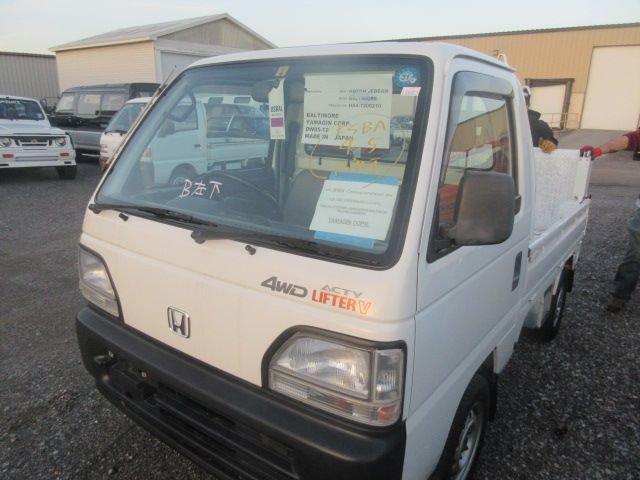 1996 Honda ACTY