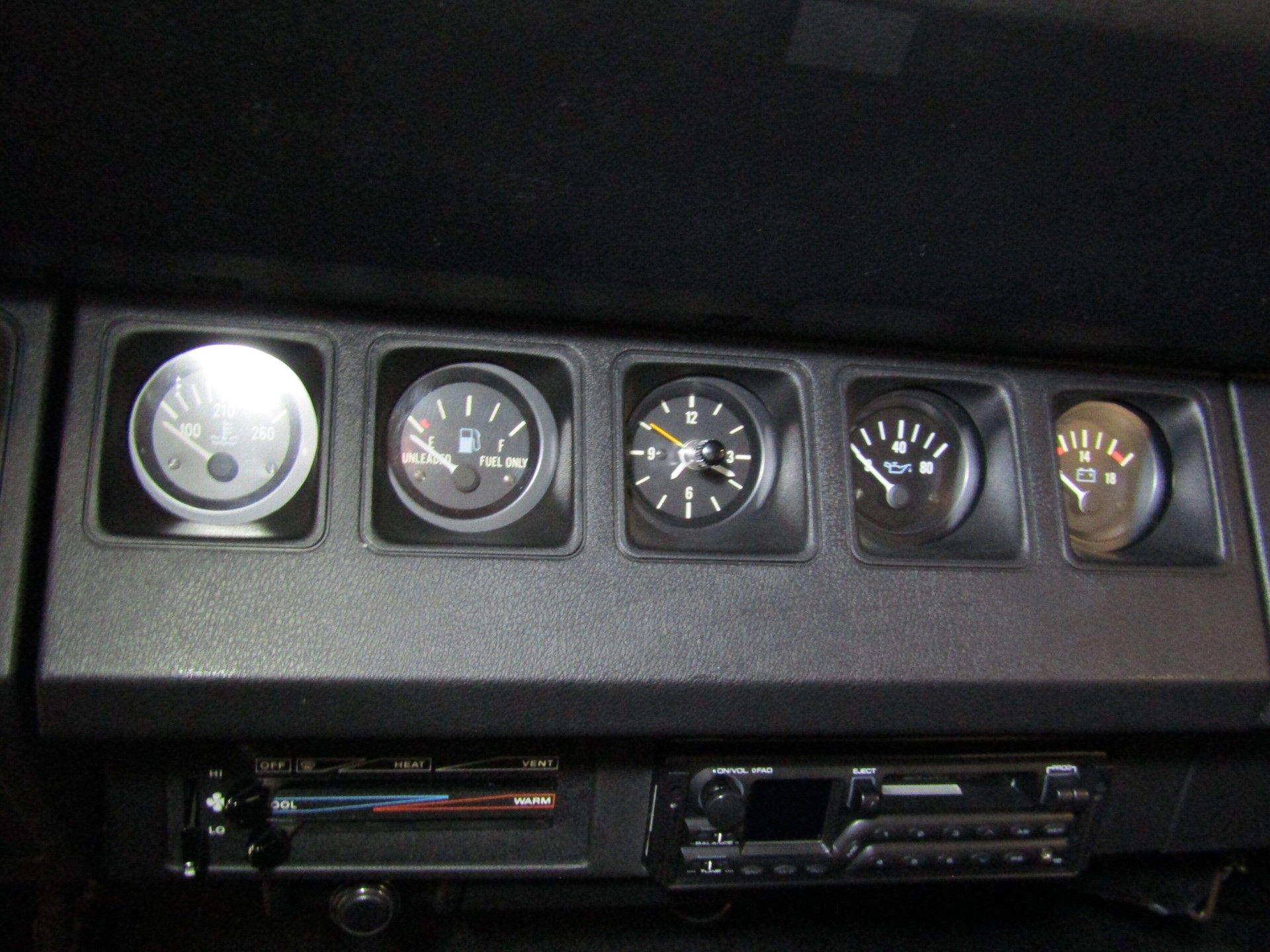 1987 Jeep Wrangler
