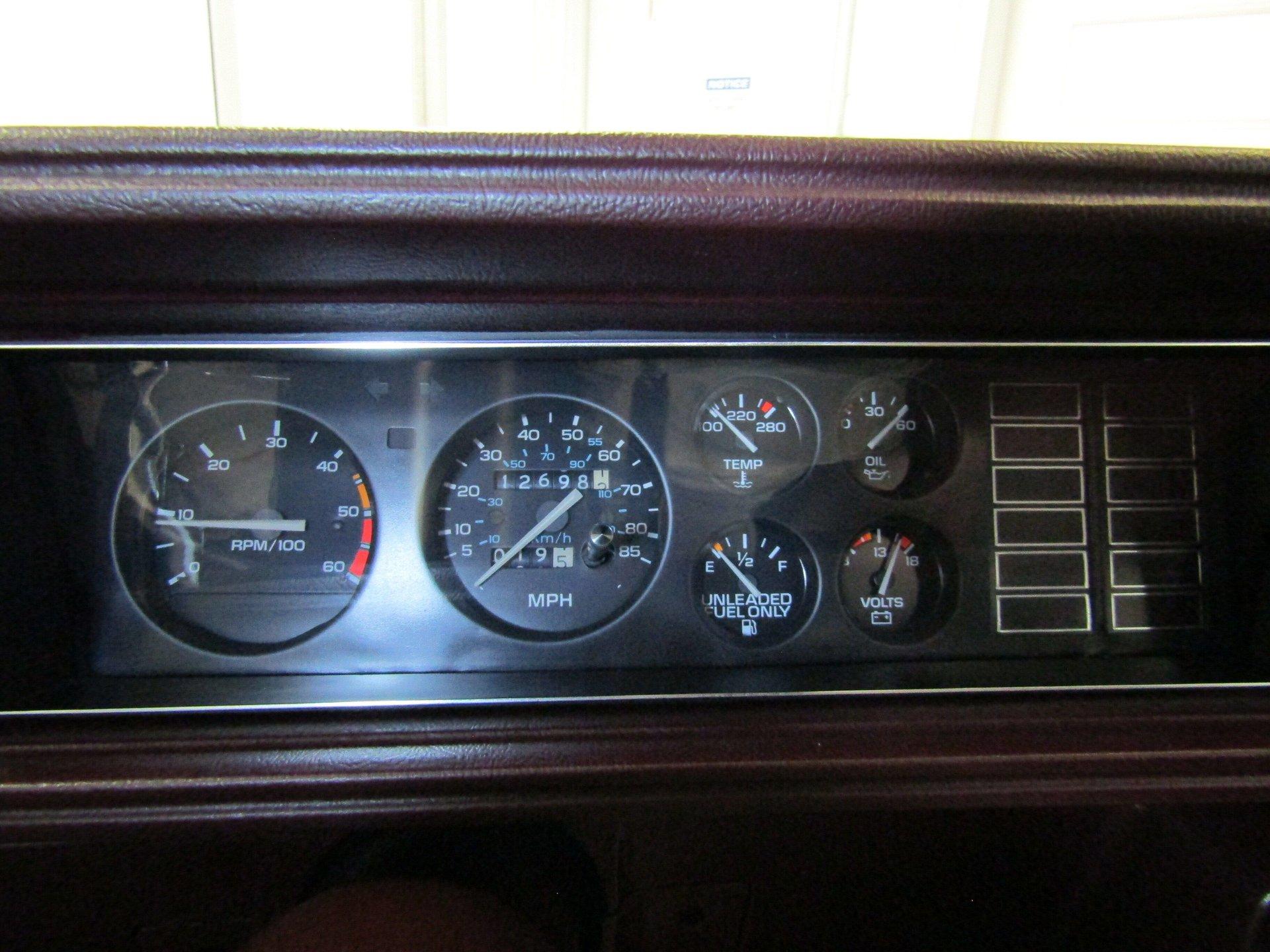 1988 Oldsmobile Cutlass Supreme