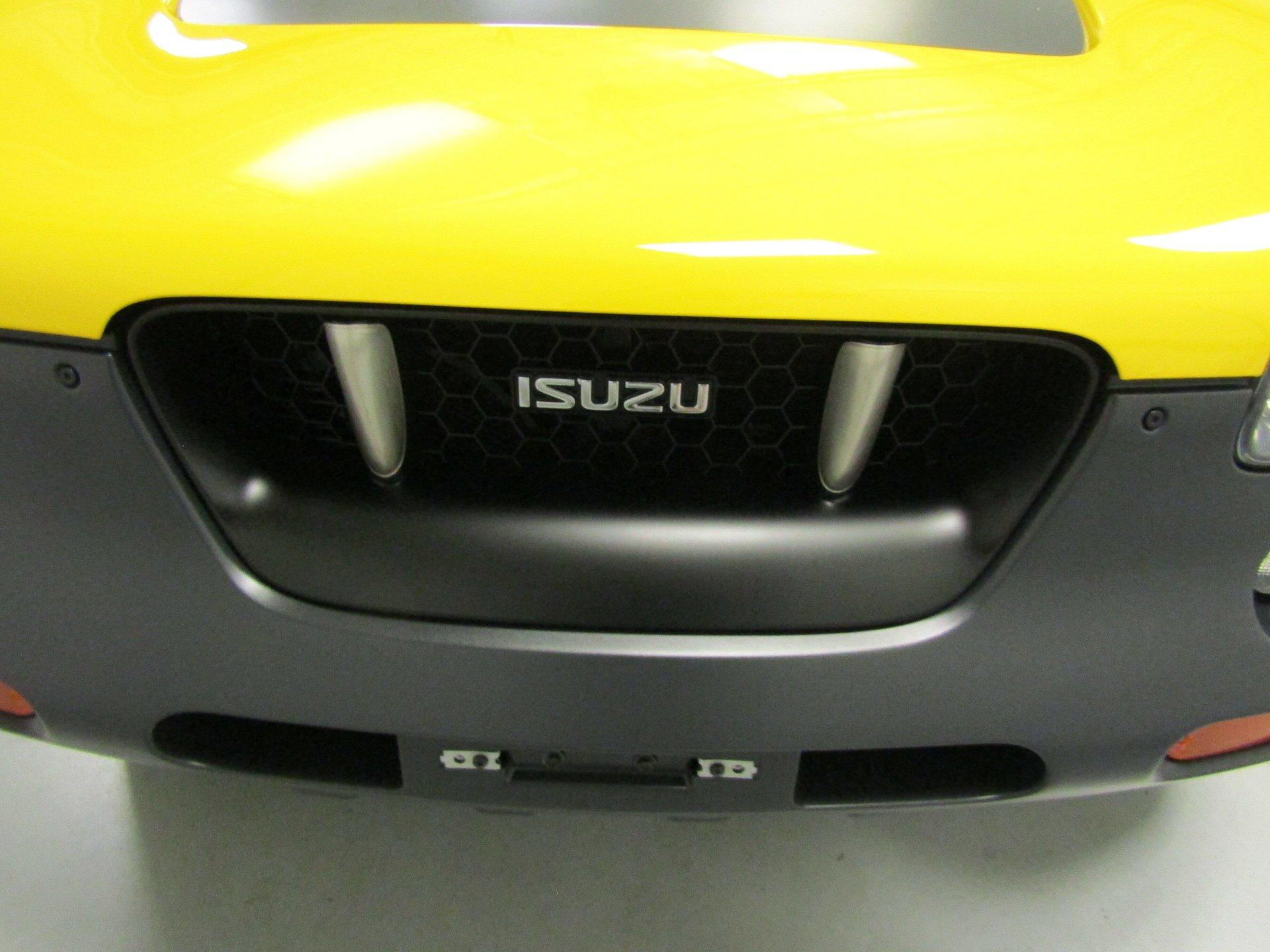 2001 Isuzu Vehicross