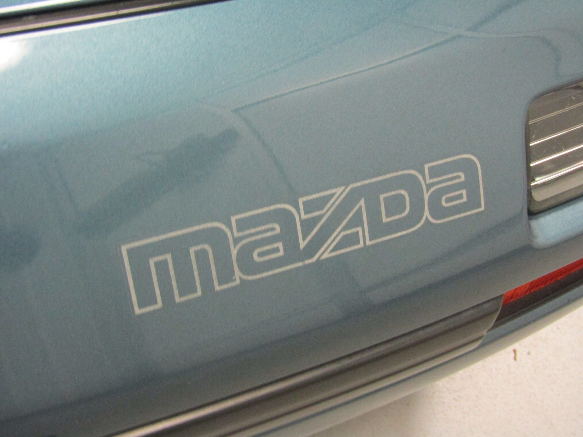 1987 Mazda RX-7