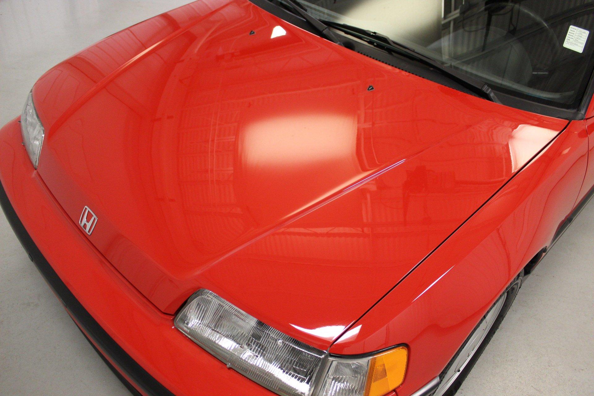 1990 Honda CR-X