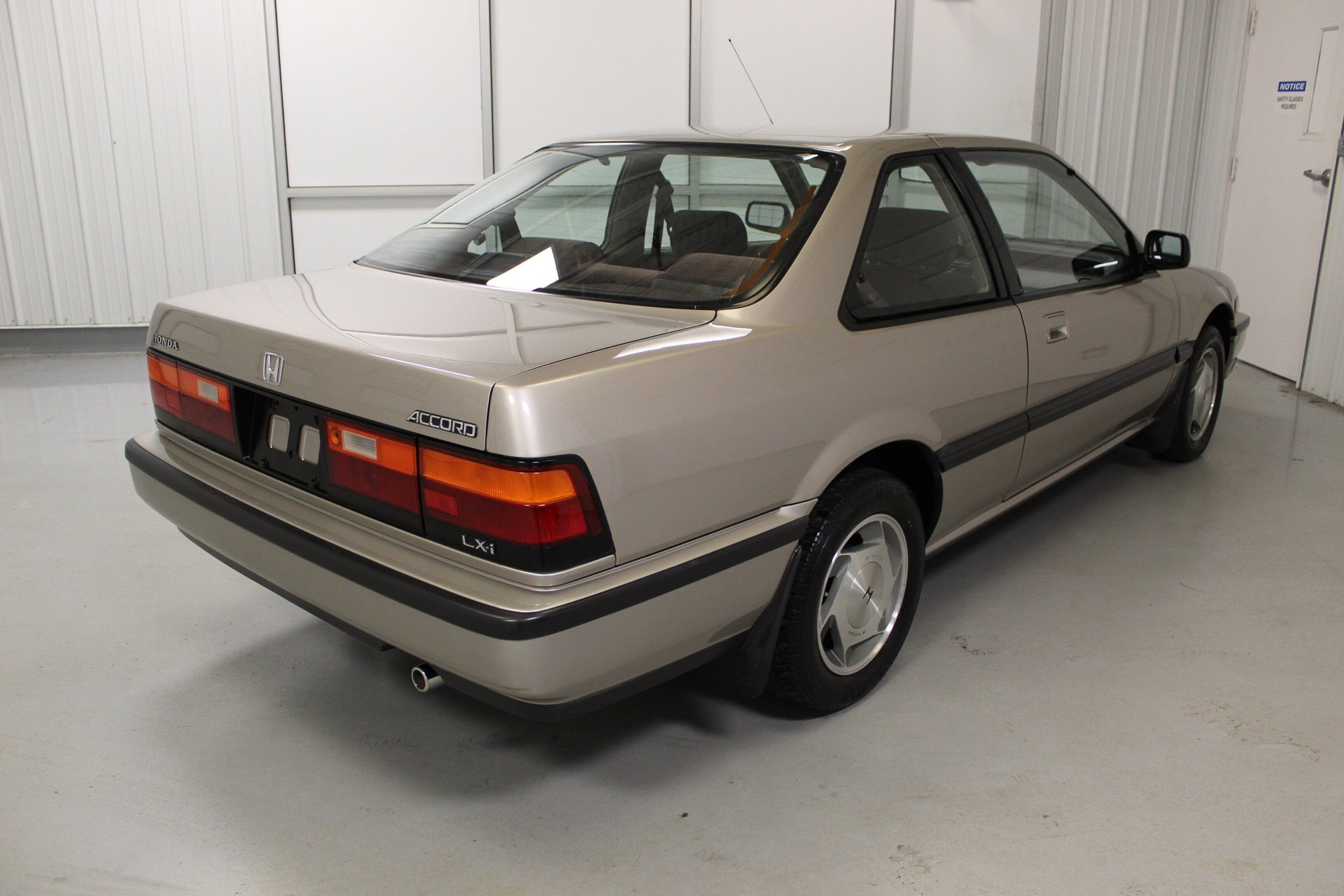 1989 Honda Accord