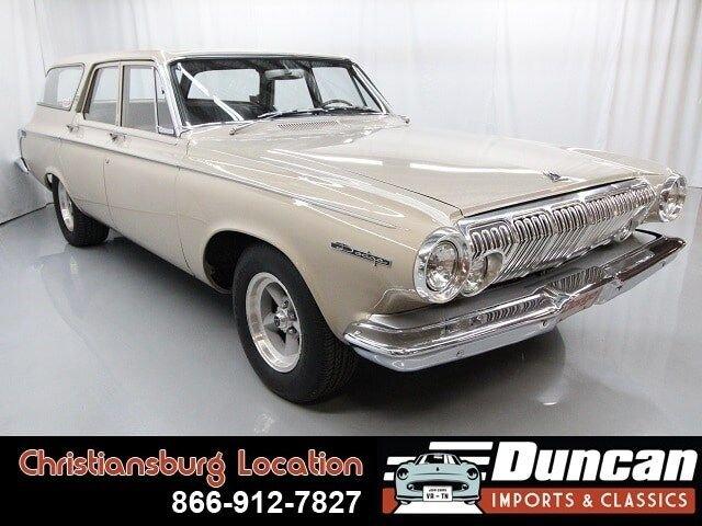 1963 dodge 330