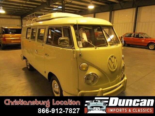 1967 volkswagen bus 11 window westfalia