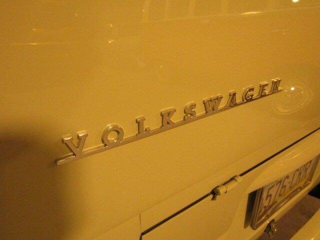 1967 Volkswagen Bus