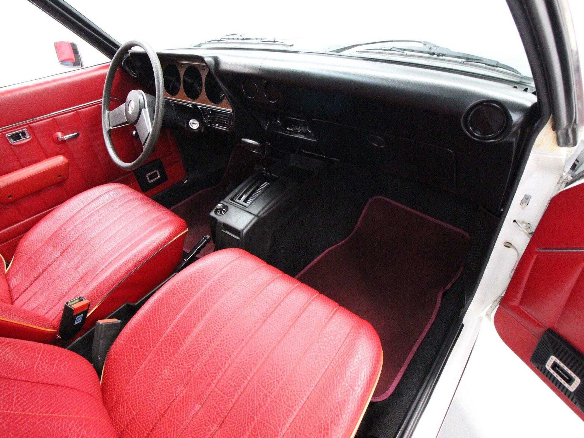1975 Opel Manta