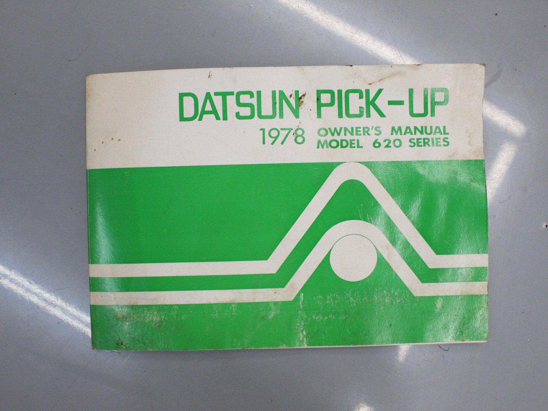 1978 Datsun Pickup