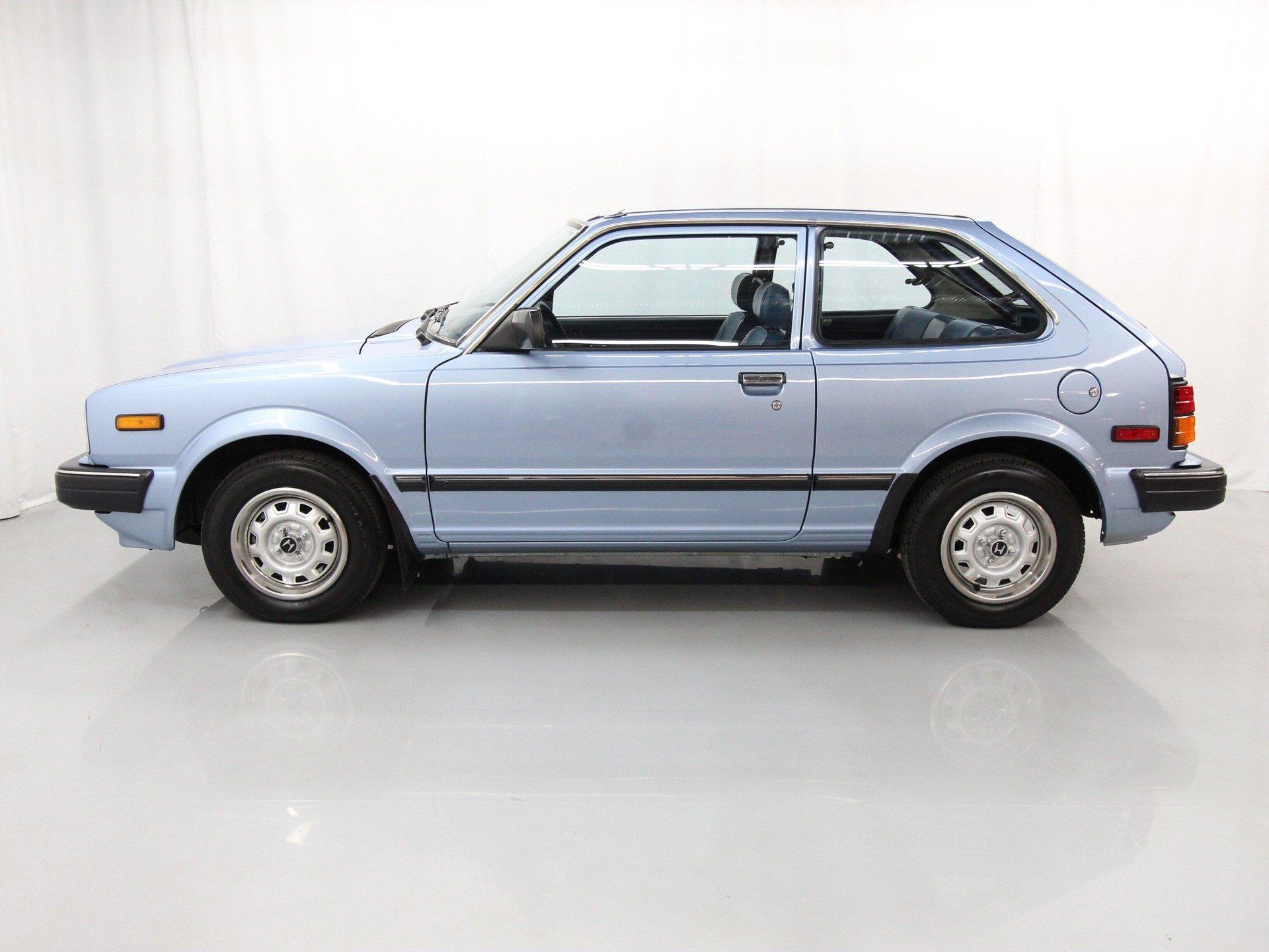 1983 Honda Civic