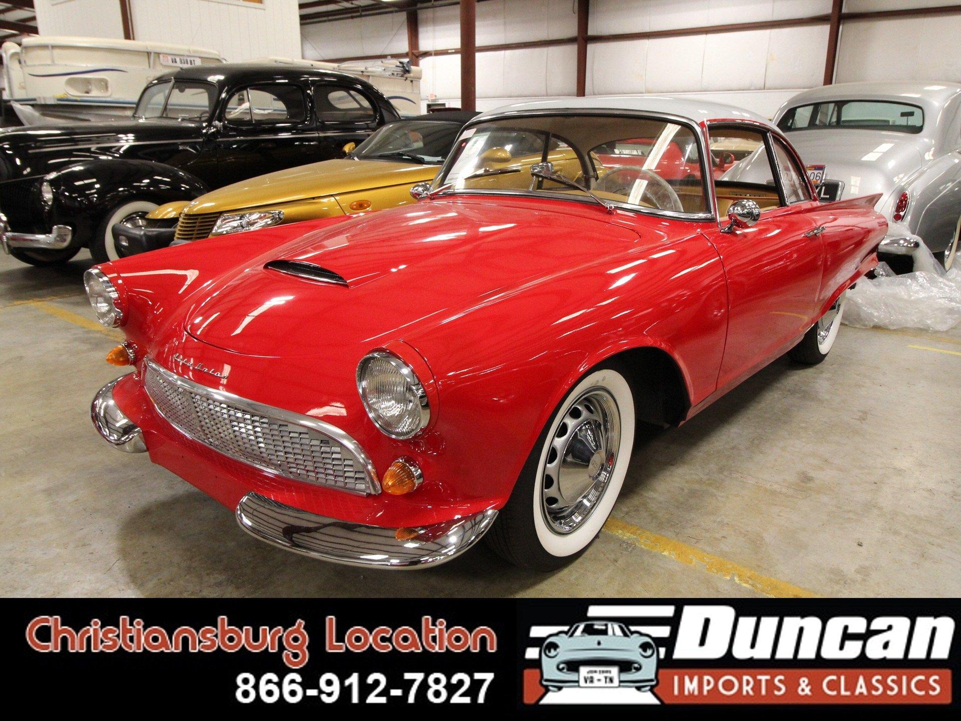 1960 auto union 1000 sp