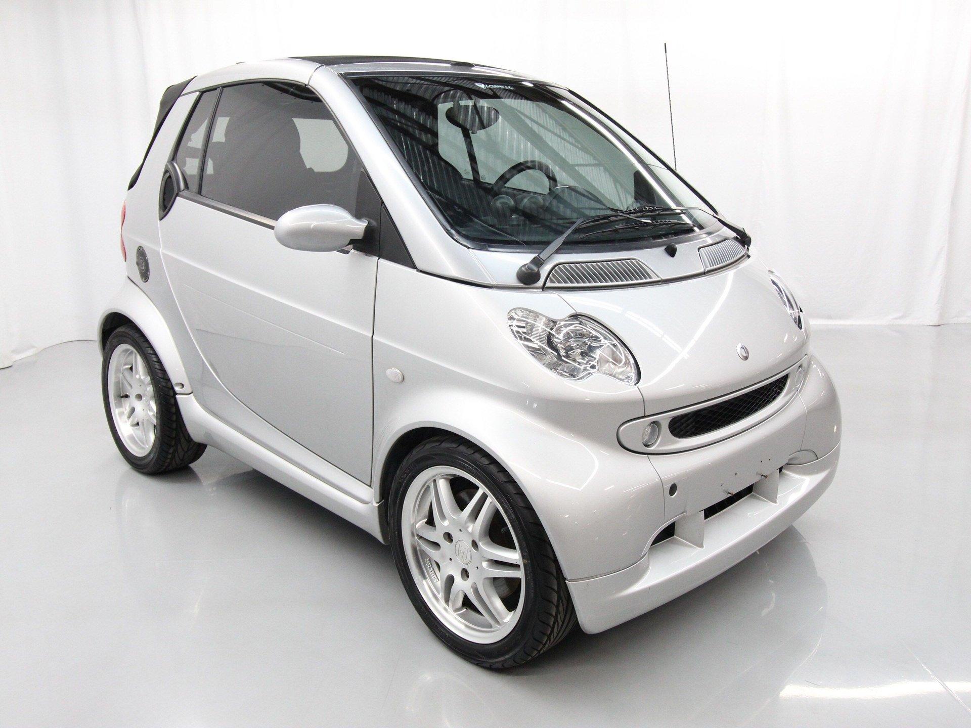 2001 Smart Fourtwo