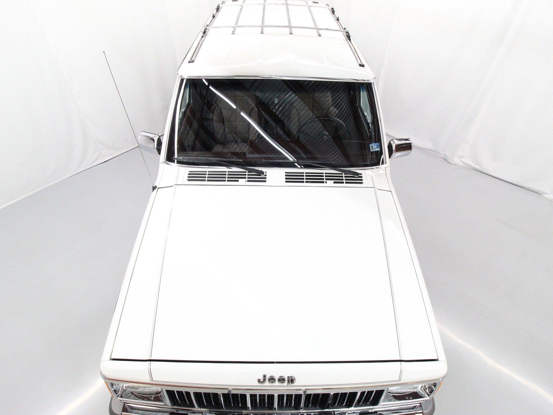 1988 Jeep Cherokee