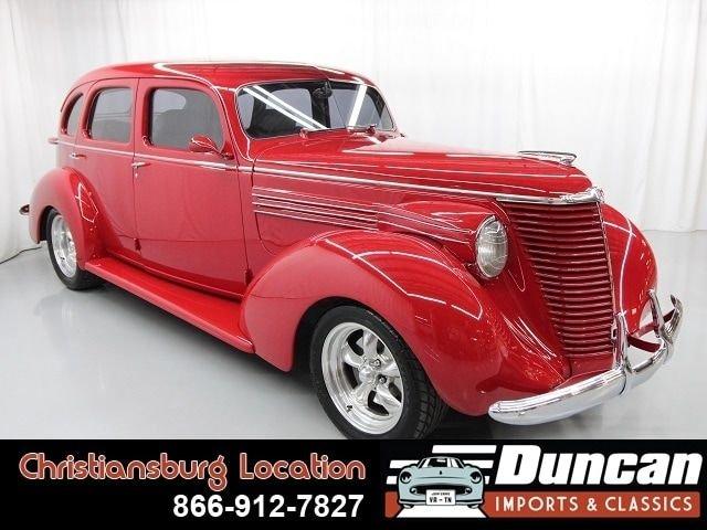 1938 Hupmobile 1329