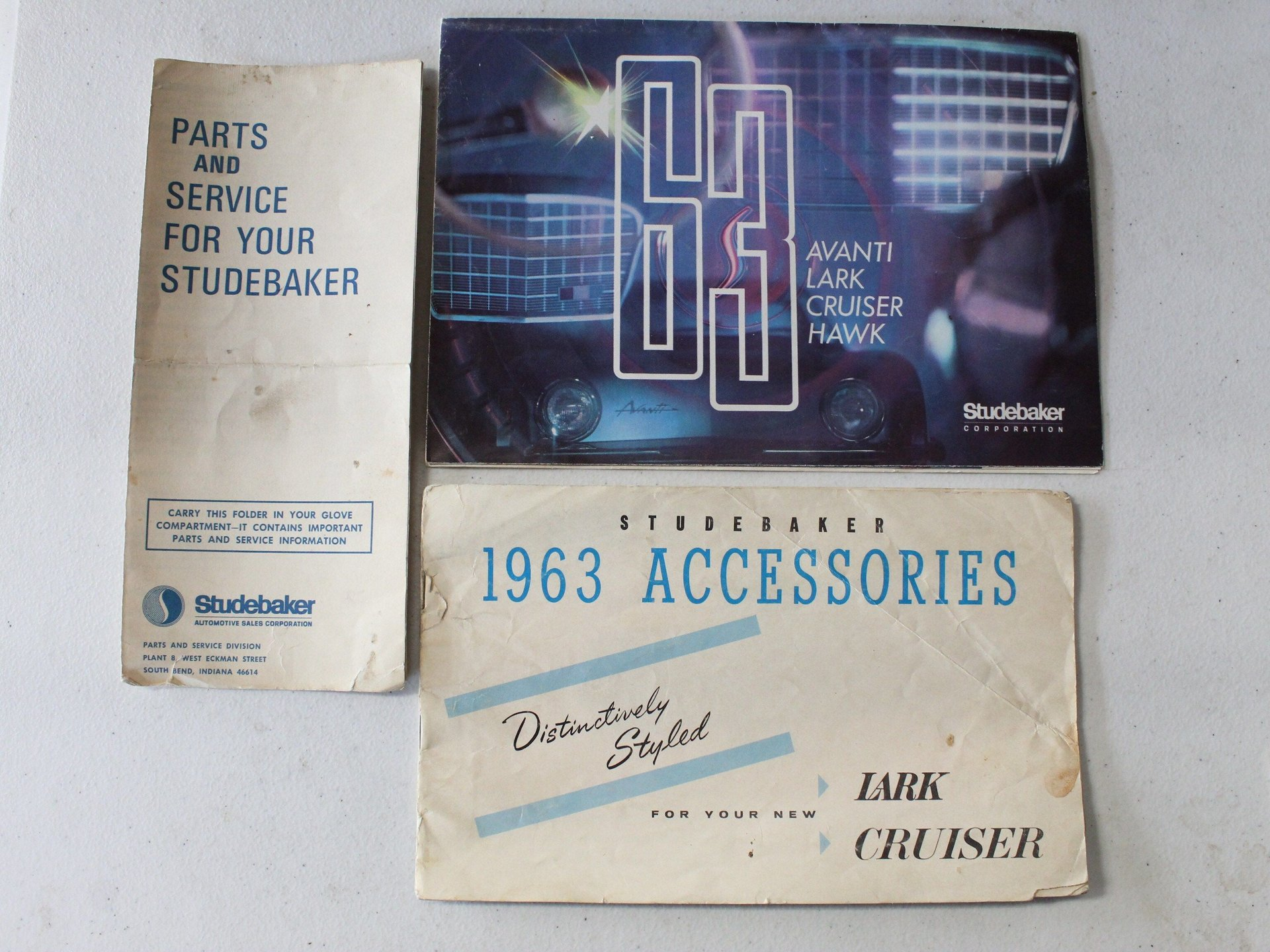 1963 Studebaker Lark
