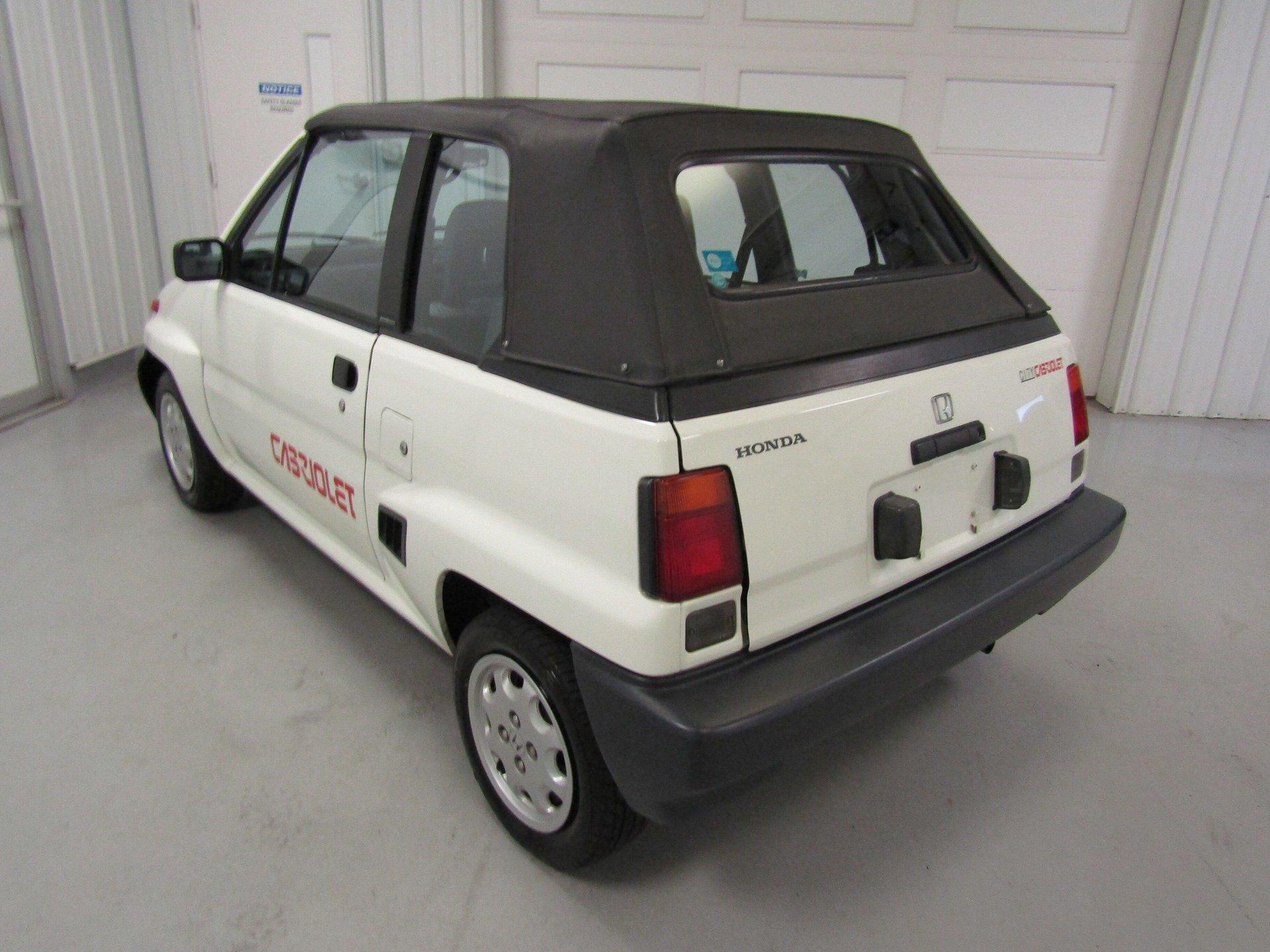 1985 Honda City