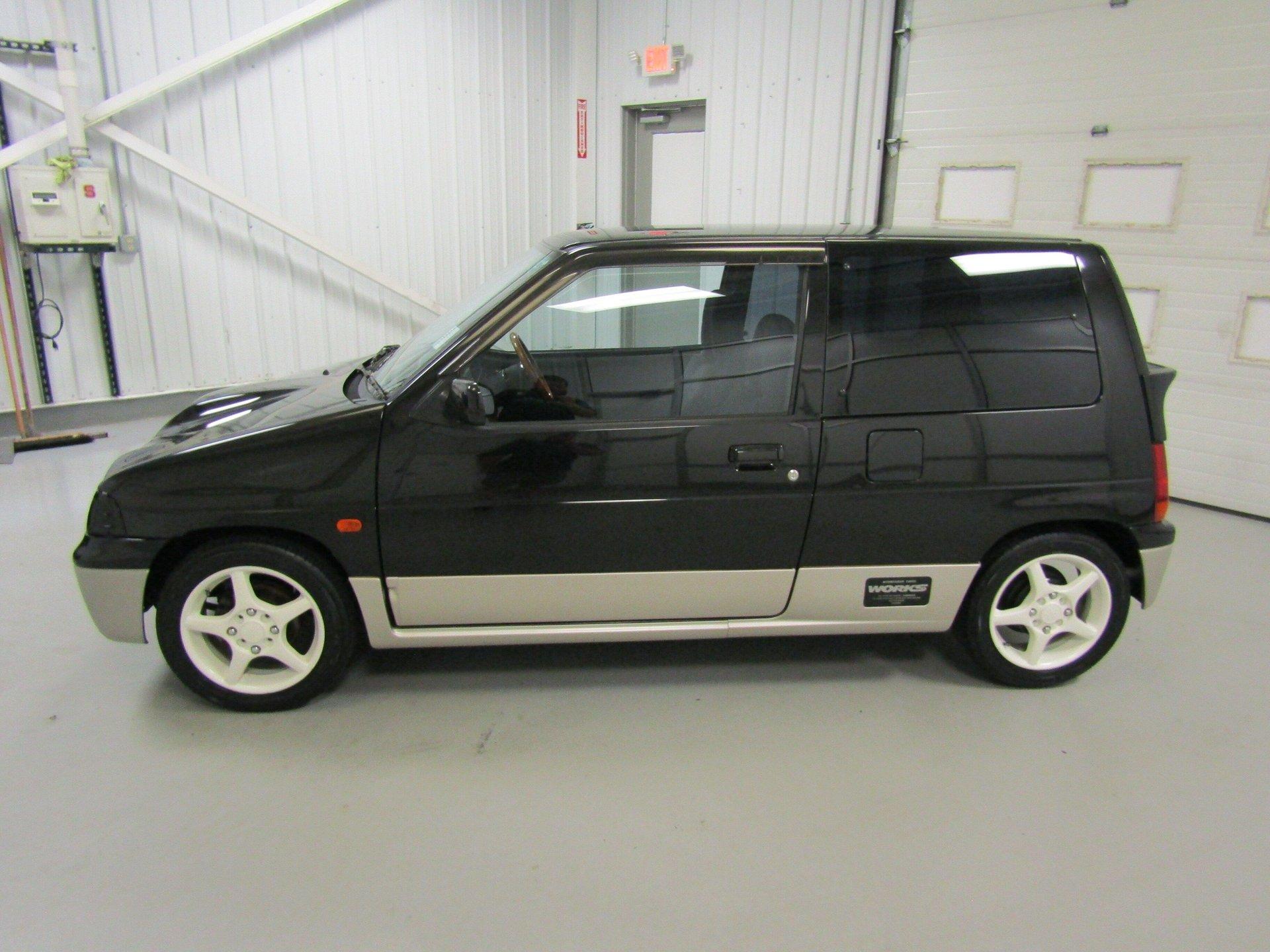 1992 Suzuki Alto Works