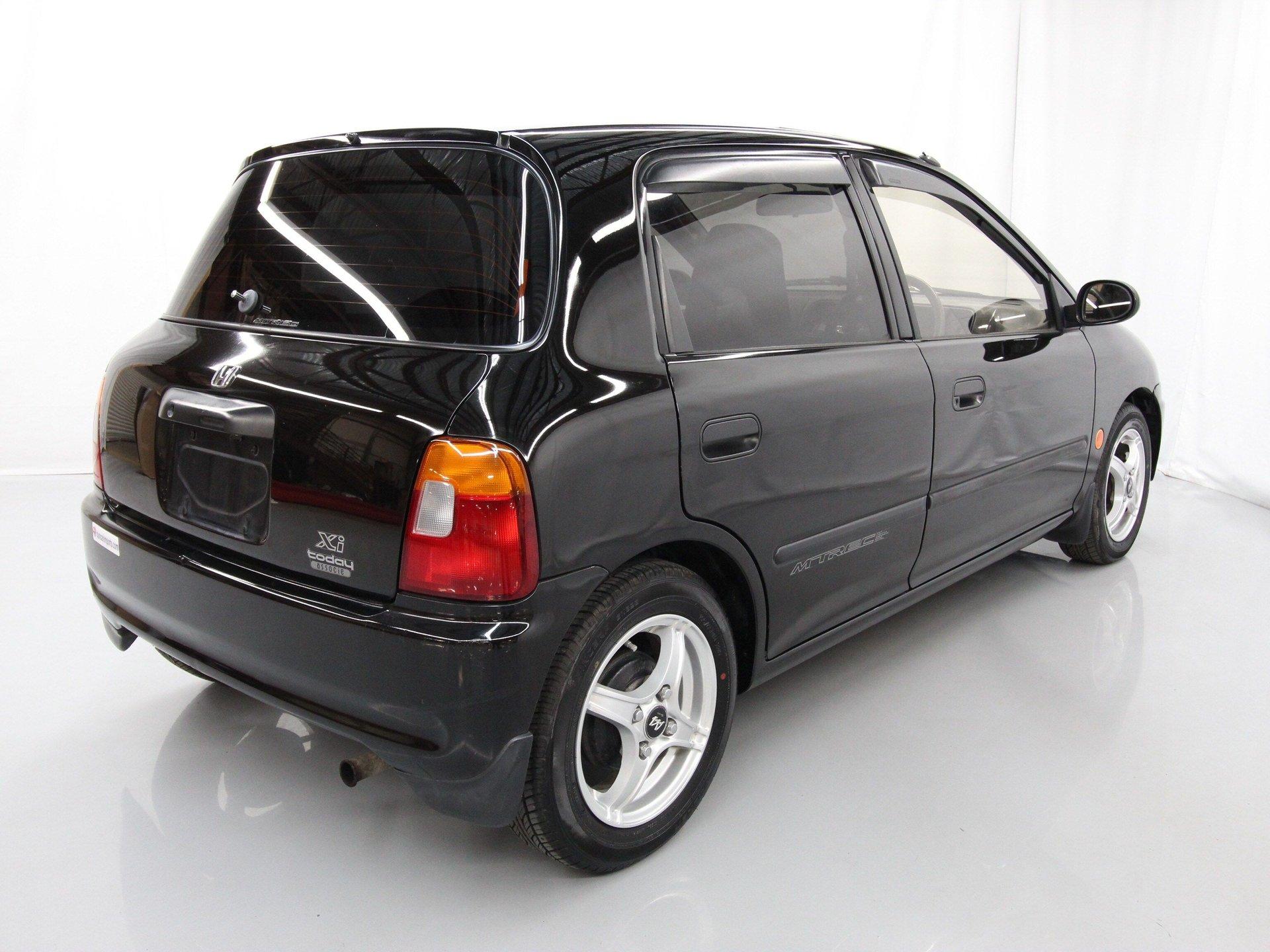 1993 Honda Today