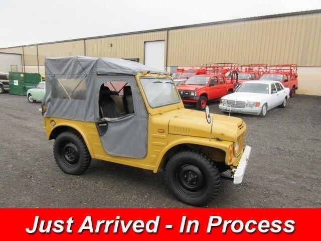 1978 Suzuki Jimny