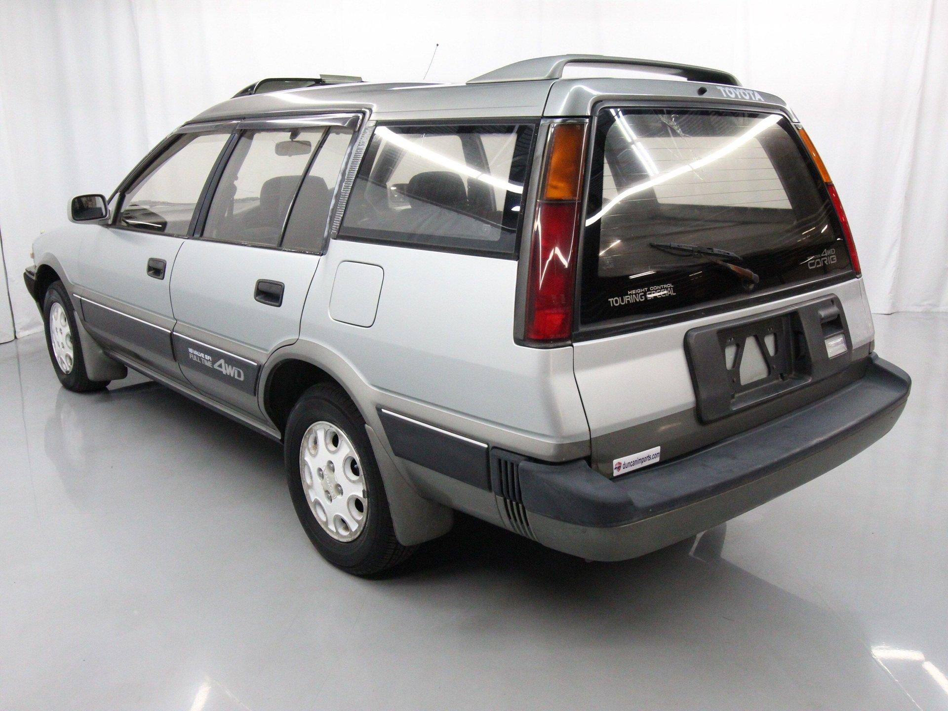 1990 Toyota Sprinter