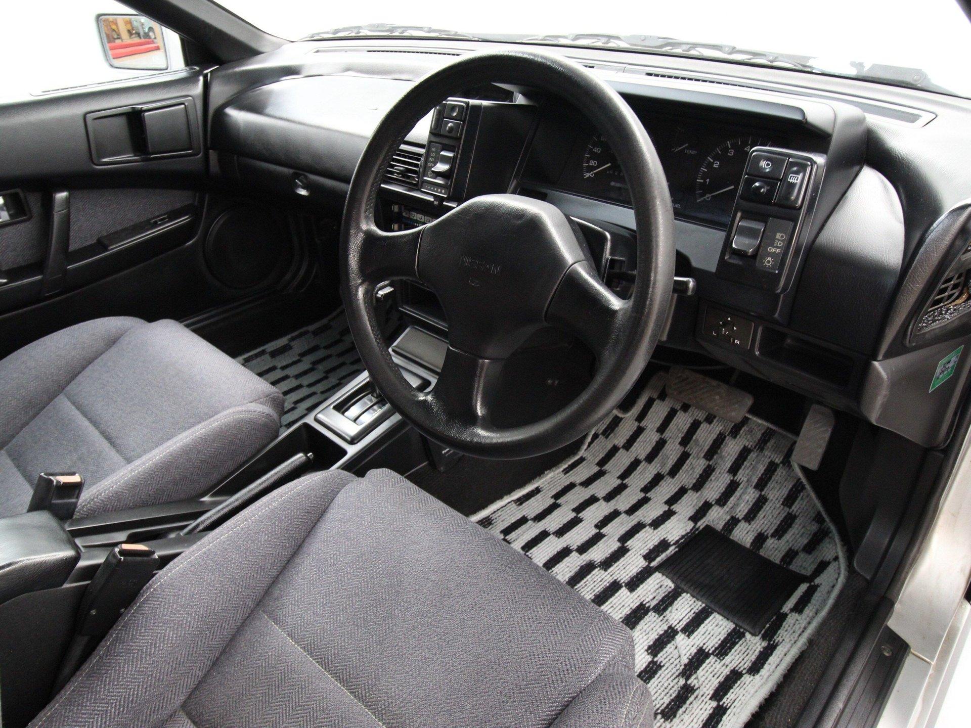 1987 Nissan EXA Canopy