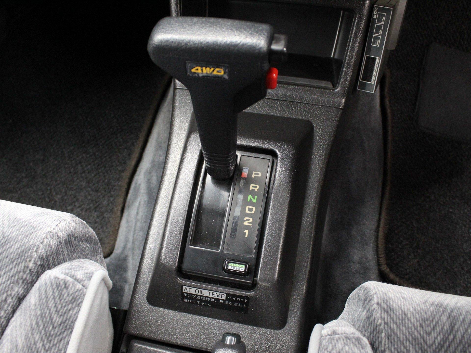 1986 Subaru Leone