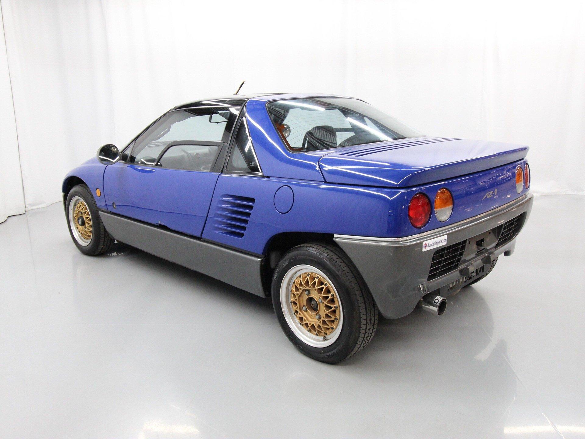 1992 Autozam AZ-1