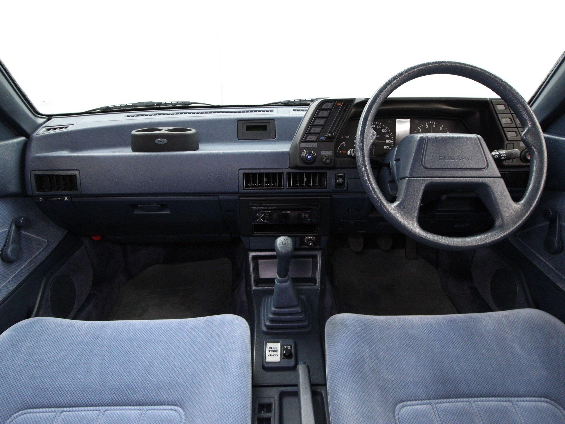 1988 Subaru Leone