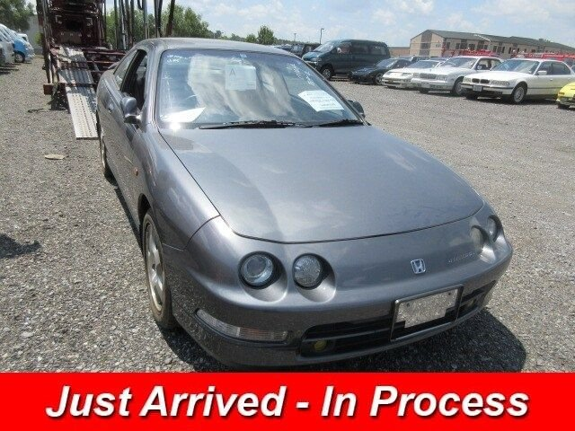 1993 Honda Integra