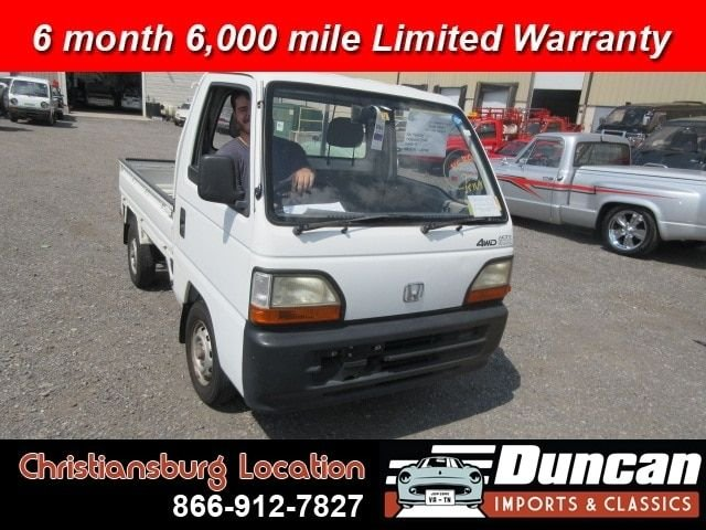 1995 Honda ACTY