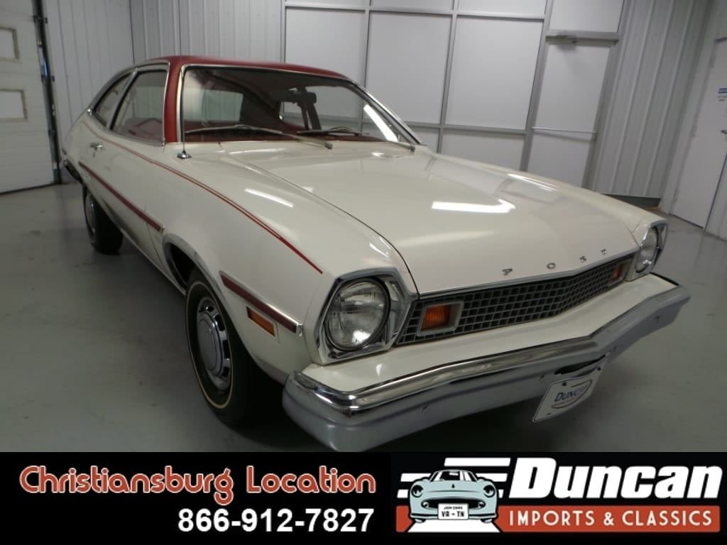 1976 ford pinto mpg