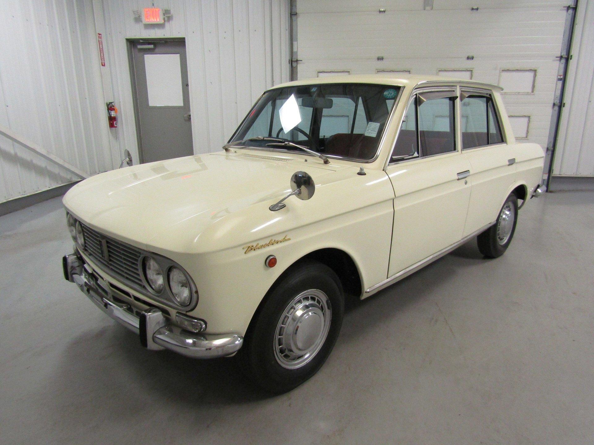 1967 Datsun Bluebird 411