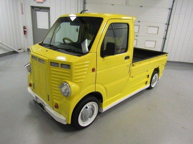 2007 Suzuki Carry