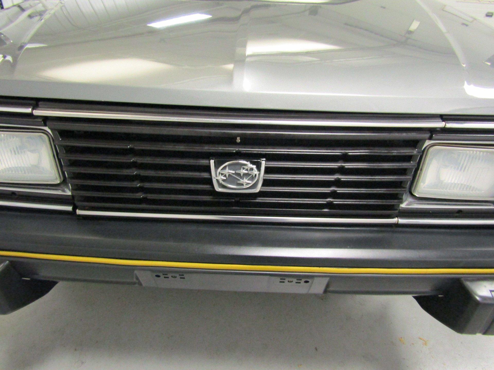 1983 Subaru Leone