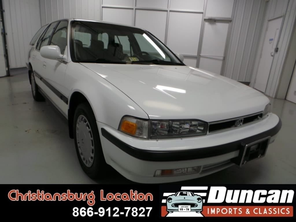 1991 honda accord lx