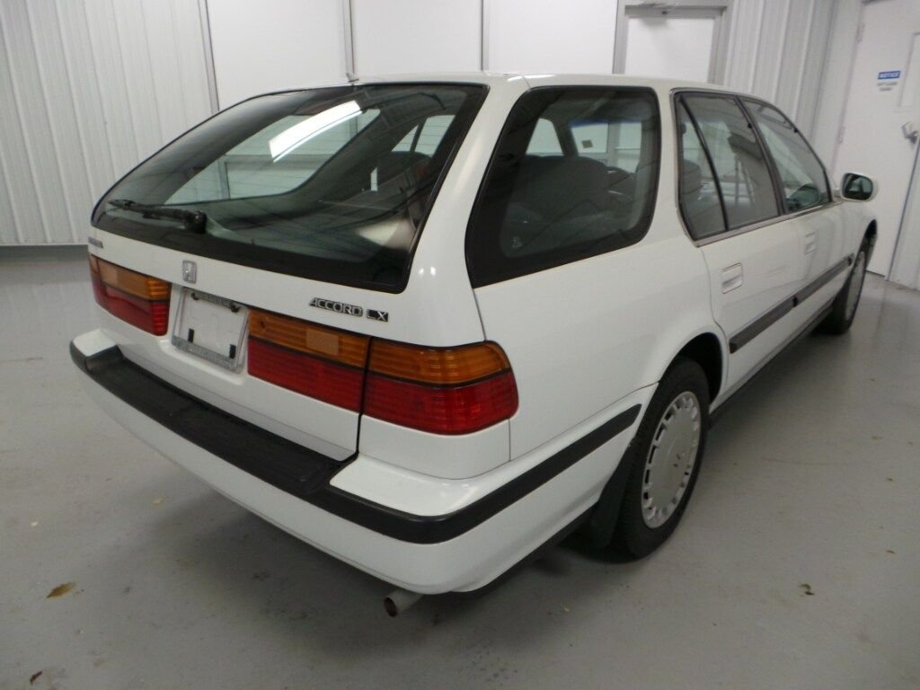 1991 Honda Accord